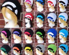 Pokemon X & Y Trainer Hat  - A winter, nerdy, geekery gift!