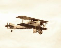 Dreams of Flight - Adventure Travel History Boys Room Sepia Vintage Antique WWI Airplane Plane Fly Away 8x10 Fine Art Photograph