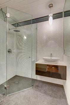 Hollywood Hills - midcentury - Bathroom - Los Angeles - levitt architects