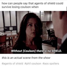 I just want to thank the writers of SHIELD very much for not killing off coulson in season 5 Marvel Memes, Marvel Avengers, Agents Of S.h.i.e.l.d, Melinda May, Fitz And Simmons, Marvel Show, Marvels Agents Of Shield, Johnlock, Destiel