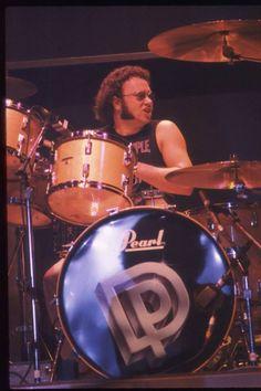 Ian Paice On the drums since 1968...... A true legend! © Deep Purple (Overseas)