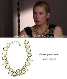From the Valley to the Upper East Side: Lily Van der Woodsen's Style Cross-Over –> + On the Set) Estilo Gossip Girl, New York Socialites, Kelly Rutherford, Lily Jewelry, Irish Rings, Gossip Girl Fashion, Valley Girls, John Hardy, Classic Elegance