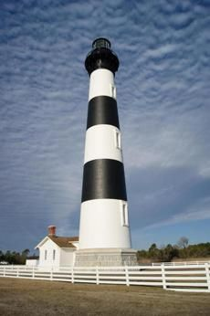 Bodie Island Lighthouse on Cape Hatteras, N.C., opens to public