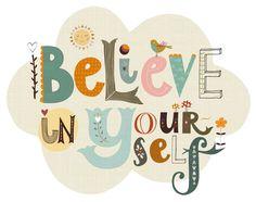 Believe In Yourself - Bee Brown