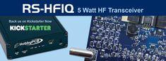Five-Watt SDR Transciever for Hams – RS-HFIQ 5W Software Defined Radio | QRZ Now – Ham Radio News!