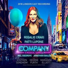 Original 2018 London Cast Recording (OST) from the musical comedy Company (2018). The music composed by Stephen Sondheim. Company Soundtrack - 2018 London Cast Recording Music by Stephen Sondheim #musical #London #cast #ost #soundtrack