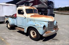 1948 International Pickup: Rust or No Rust? - http://barnfinds.com/1948-international-pickup-rust-or-no-rust/