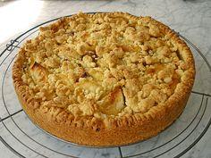 Rahmtäfeli-Apfelkuchen