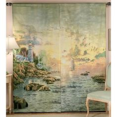 Thomas Kinkaid Curtains