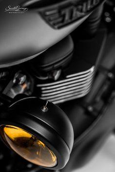 Triumph Scrambler, Bmw Motorcycles, Led Motorcycle Headlight, Street Scrambler, Custom Bikes, Cool Bikes, Vespa, Chopper, Yamaha