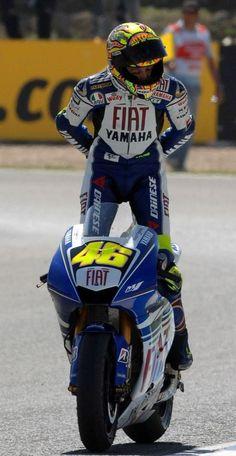 Motogp Race Rossi Gallery