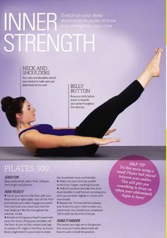 Pilates Hundred- always gets my heart rate up! I like to switch up the leg angles and imagine my fingertips pulling away whilst my shoulders stabilize the pumping motion