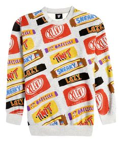 xlent sweatshirt | lazy oaf