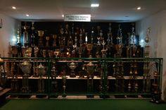 Sala de troféus Dimas Filgueiras