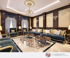 Classic Majlis Design http://www.bykoket.com/projects.php