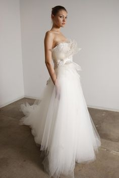 Marchesa Bridal so pretty