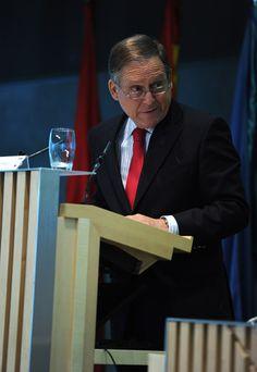 Conferencia en la Fundación Rafael del Pino. Año 2010