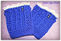 Denim-Diva-Boot-Cuffs...-Free-Crochet-Pattern-4.png 880×600 pixels