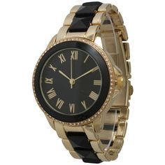 Olivia Pratt Women's Elegant Pyramid Stud Bracelet Watch - Overstock Shopping - Big Discounts on More Brands Women's Watches