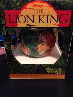 The Lion King Ornament