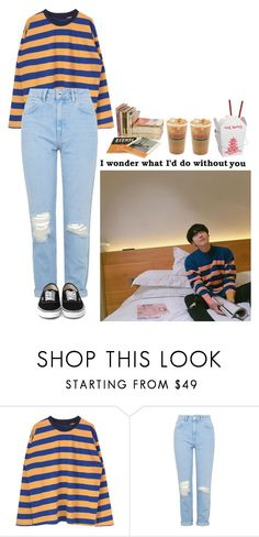 """""""Untitled #1137"""" by oned-rita3 ❤ liked on Polyvore featuring Topshop"""