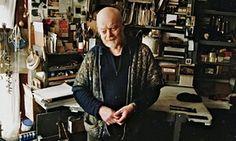 22.2.15. Roger Cecil. Three-dimensional painter.