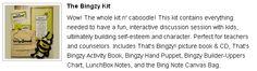 That's Bingzy Awesome Kit! www.bingnote.com