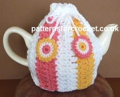 Free crochet pattern tea cosy usa