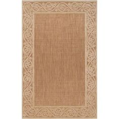 Artistic Weavers Garden View Beige 3 ft. 9 in. x 5 ft. 8 in. Area Rug - GDV5201-3958 - The Home Depot