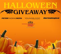 BY Halloween Giveaway Enter to #win 1 of 5 #skincare prizes during BeautifiedYou.com's Annual Halloween #Giveaway!