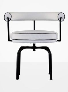Best. Chair. Ever. Le Corbusier , LC7 , 1928