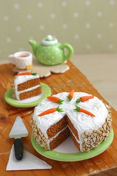 Carrot Cake, II