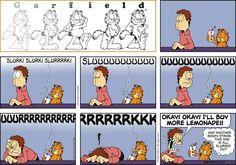 Garfield for 3/24/2013   Garfield   Comics   ArcaMax Publishing