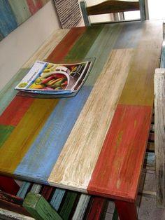 Resultado de imagen para patinas para mesa de madera