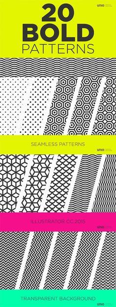 長く愛用できる、1200枚の商用可パターンテクスチャコレクション「The Colossal Textures and Patterns Bundle」