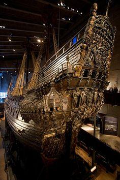 Vasa - Museum in Stockholm worth to visit