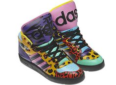 0632fabb1a3db adidas Originals by Jeremy Scott Fall Winter 2012 Sneaker Collection