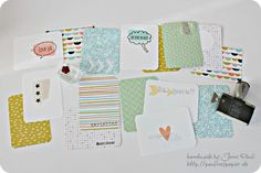 project life & Stampin'Up!