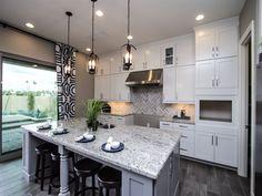 Kitchen Floors/Countertops