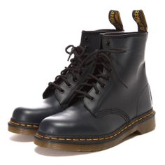 dr martens 1460 8-eyelet boots in navy