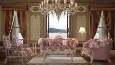 Luxury Mobilya'dan Saraylı Tasarımlar | MobDizayn - Mobilya ve Ev Dekorasyonu
