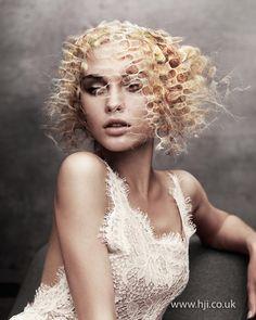 2012 avant garde blonde hair hairstyle   Hairstyle Gallery