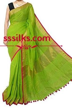 Our weaver specially made wholeheartedly for the women by using materials such as organic linen, natural zari, natural dyes. Pure Silk Sarees, Handloom Saree, Dyes, Sari, Organic, Indian, Pure Products, Natural, Clothes