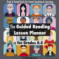 Guaranteed to chop literally HOURS off your Guided Reading lesson planning time…