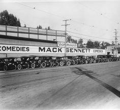 Mack Sennett Studio