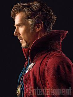Doctor Strange Movie . Marvel nailed it with Benedict cumberbatch