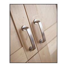 IKEA - VÄRDE, Handle, Can be used with or without rosettes.