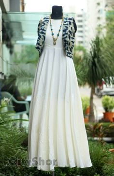 Traditional Indigo Blue Jacket. Buy Indigo blue fabric: https://www.etsy.com/shop/Indianlacesandfabric?ref=hdr_shop_menu&section_id=17134451