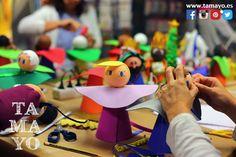 Que tal ha ido este lunes? En #tamayopapeleria #Donostia #SanSebastian hemos estado preparando los talleres para Diciembre. Los primeros este finde que volvemos a trabajar goma eva. El Viernes 2 tenemos el taller de PACKAGING CREATIVO Tarde 17:00 - 19:00 22 (20 con tarjeta TAMAYO) Y el fín de semana talleres con #GomaEva y decoraciones navideñas: GOMA EVA - BELÉN Sábado 3 - Mañana 11:00 - 13:00 22 (20 con tarjeta TAMAYO) GOMA EVA NIÑOS - ADORNOS NAVIDAD Sábado 3 - Tarde 17:30 - 19:30 22 (20…