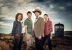 dr who | doctor-who-saison-6-cowboy